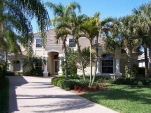 front of home for sale in pelican marsh