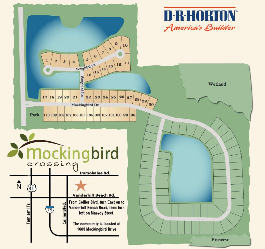 Mockingbird Crossing