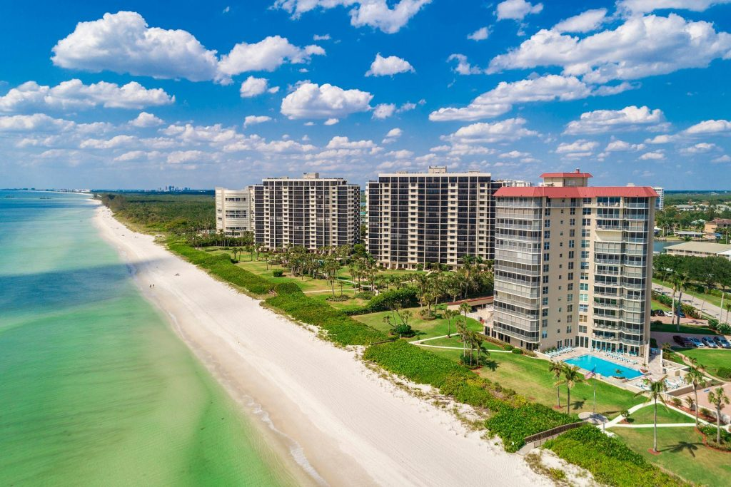 Beachfront Condos For Sale Naples FL